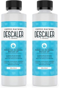 coffee machine descaler, how to clean a keurig