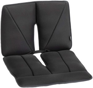 best back support pillows dr air seat cushion