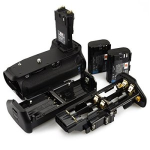 DSTE Replacement for Pro BG-E14 Vertical Battery Grip