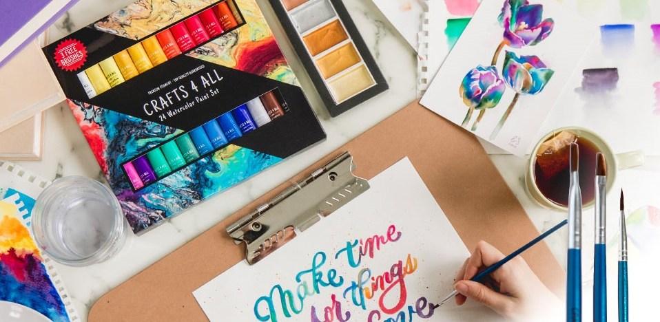 best Watercolor Paint