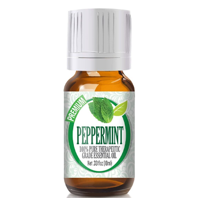 peppermint essential oil for sinuses