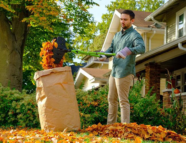 leaf rakes
