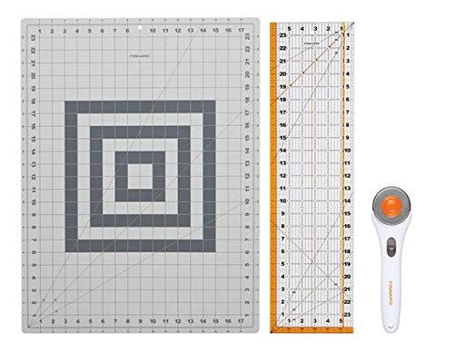 Fiskars Crafts Rotary Sewing Cutting Set