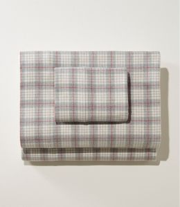 best flannel sheets LLBean