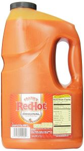 Franks RedHot Hot Sauce