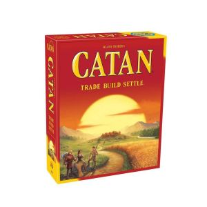 Settlers of Catan - fun board game