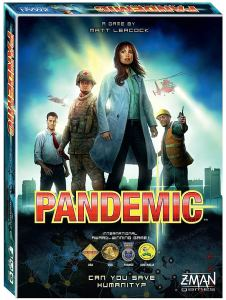 best board games pandemic