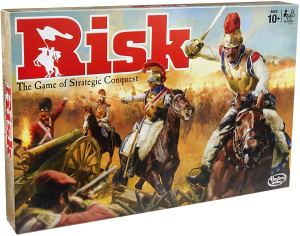 Hasbro Risk Game- best strategy board game