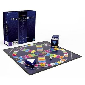 best board games trivial pursuit