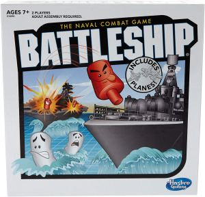 best board games battleship
