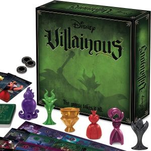 best board games disney villainous