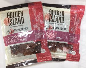 Golden Island jerky