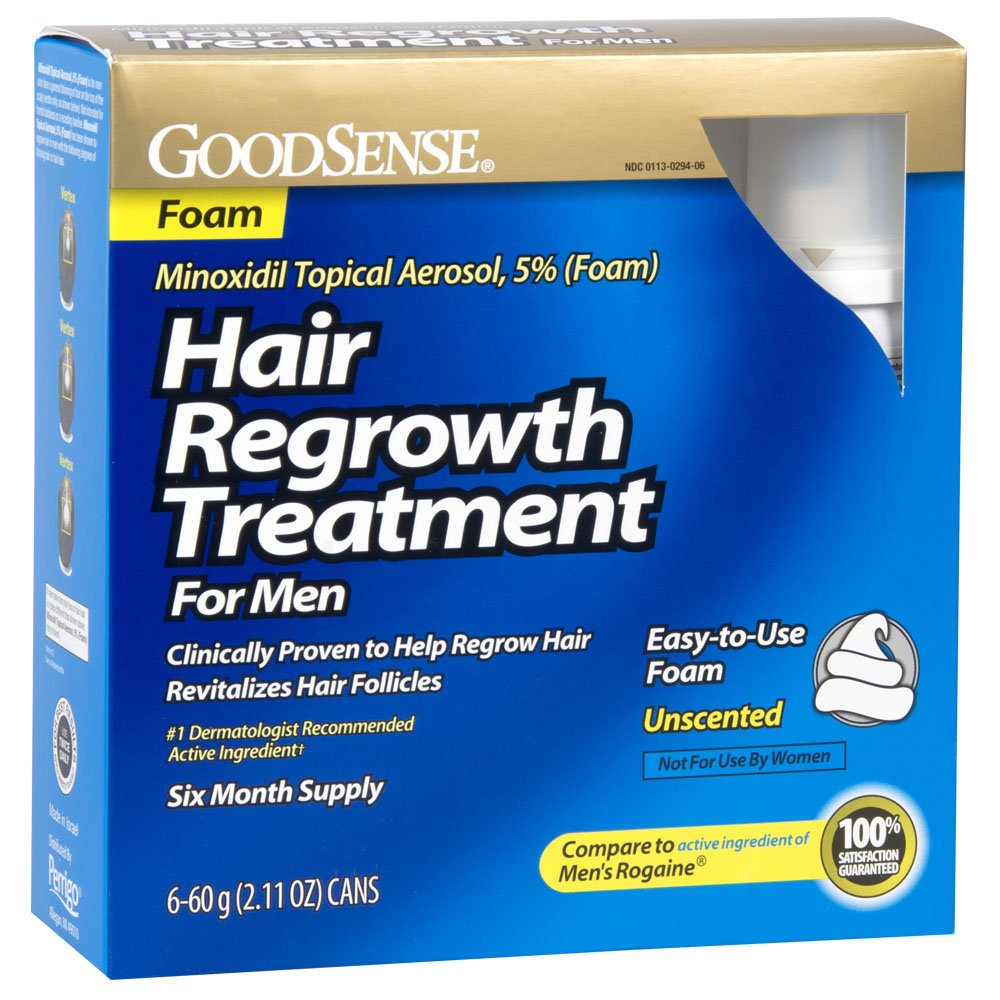 GoodSense Hair Regrowth