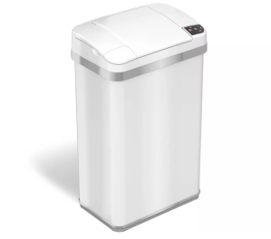 Best touchless trash can halo quality