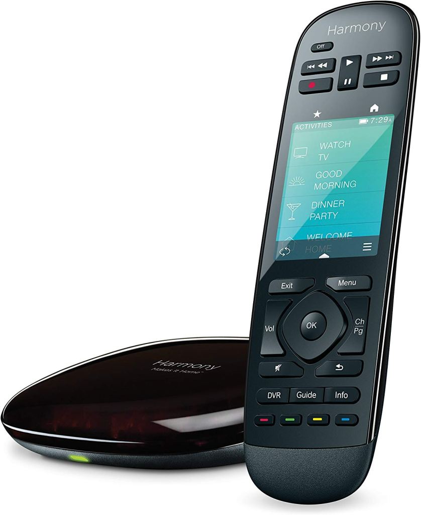 logitech harmony remote ultimate