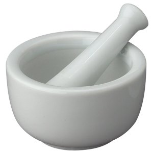 HIC Mortar and Pestle