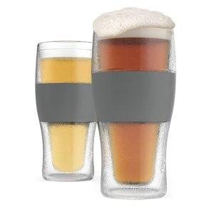 Host FREEZE Cooling Pint Glasses
