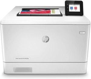 best color laser printers hp color laserjet pro m454dw