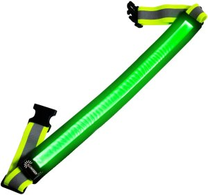 best running lights illumiseen led reflective belt