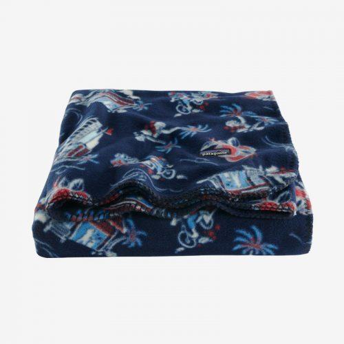 best outdoor blankets - Synchilla Fleece Blanket