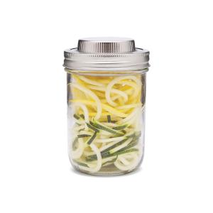 best zucchini noodle maker jarware stainless steel
