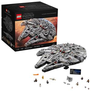 adult lego sets millennium falcon