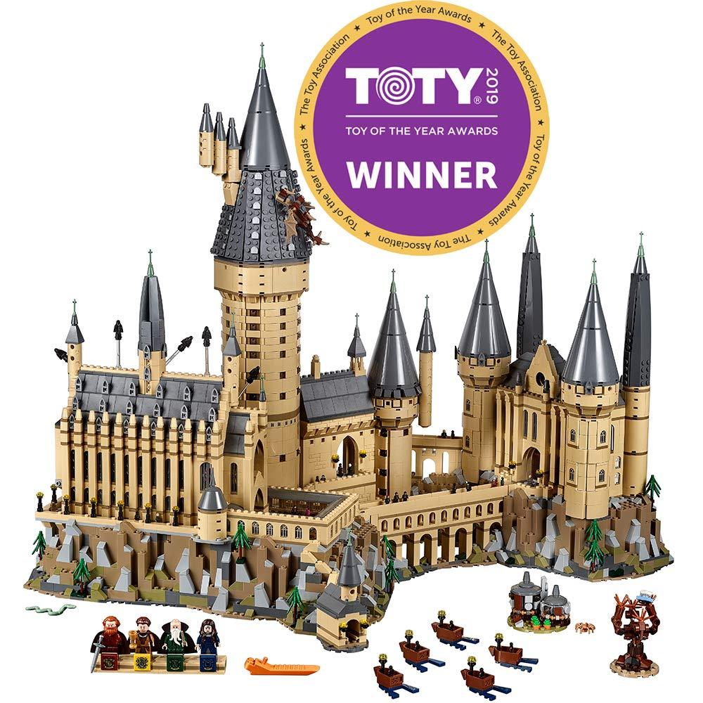 adult lego sets harry potter castle