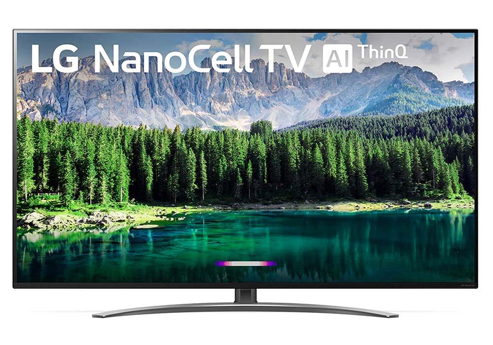 best 65-inch tvs - lg nano 8 tv