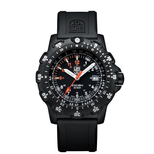 Luminox Recon Point Black Survival Watch