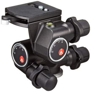 manfrotto geared head tripod head