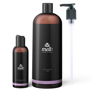 melt sensual massage oil