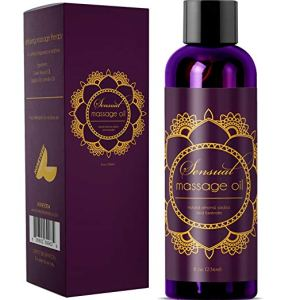 maple holistics sensual massage oil, best massage oil