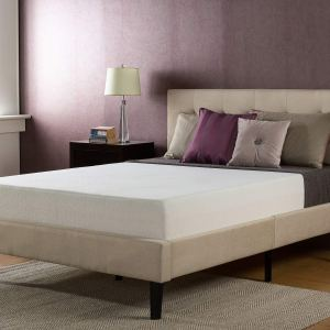best mattresses zinus memory foam