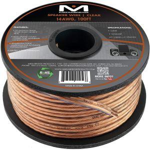 Mediabridge 14AWG 2-Conductor Speaker Wire