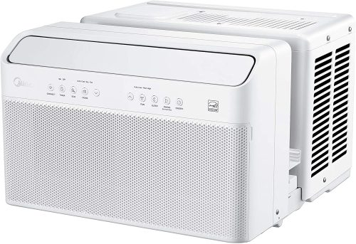 best smart ac unit - Midea U Inverter Window WiFi Air Conditioner