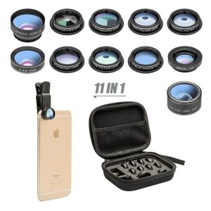 Mocalaca Cell Phone Camera Lens Kit