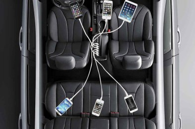 Multiport-Car-Charger