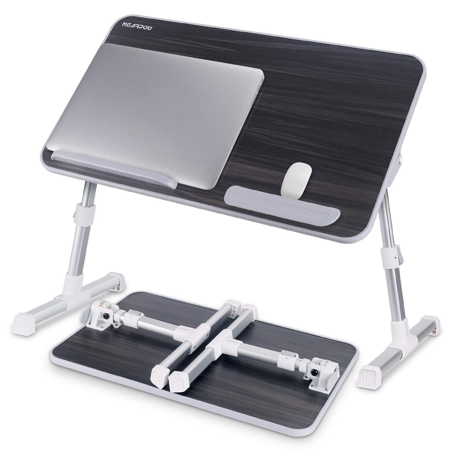 bed tray table nearpow adjustable