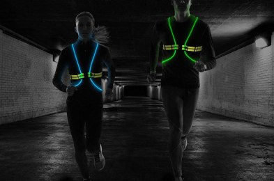 stay safe on your night runs with the 10 best running lights