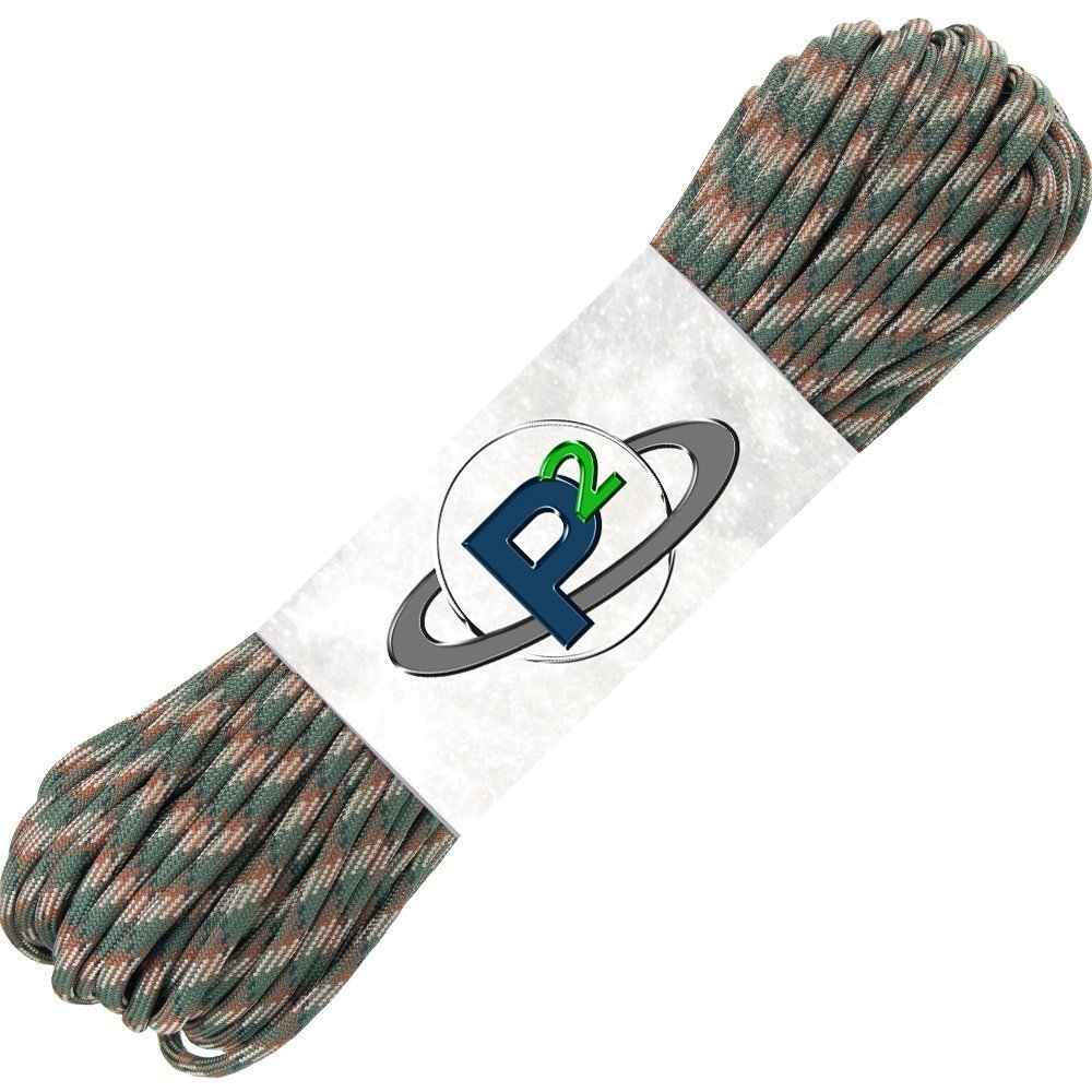 Paracord planet climbing rope