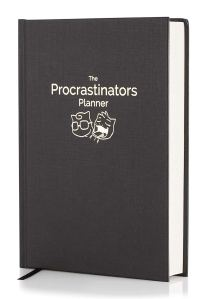 student planners procrastinator's journal