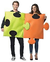 Puzzle Couples Costume