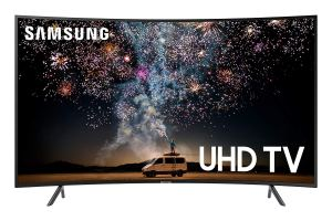 Samsung Curved HD TV