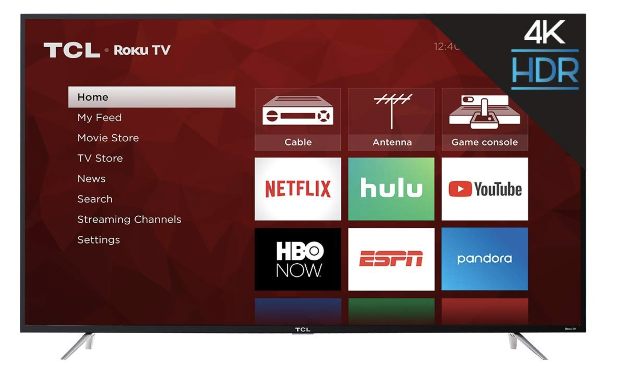 best 65-inch tvs - tcl 4-series