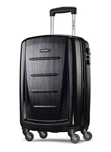 Black Suitcase Carry On Samsonite