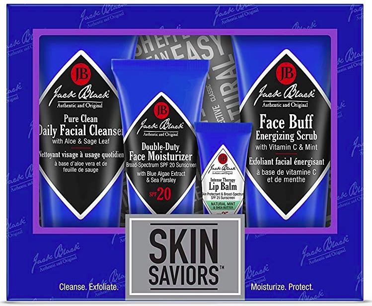 Men's Skin Care Kit Jack Black