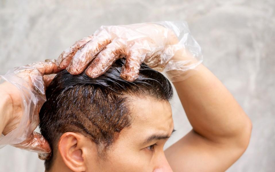 Best Men's Hair Dye