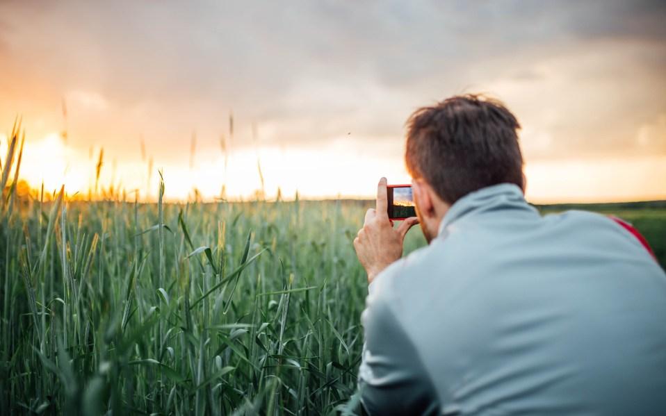 Smartphone Camera Lens Set