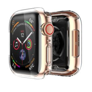 Apple Watch Case Smiling Clear