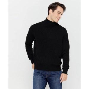 State Cashmere Turtleneck Cashmere Sweater
